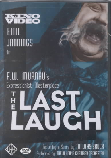 LAST LAUGH BY JENNINGS,EMIL (DVD)