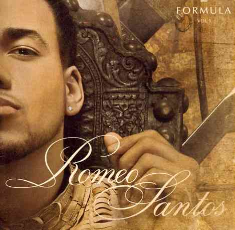 FORMULA VOL 1 BY SANTOS,ROMEO (CD)